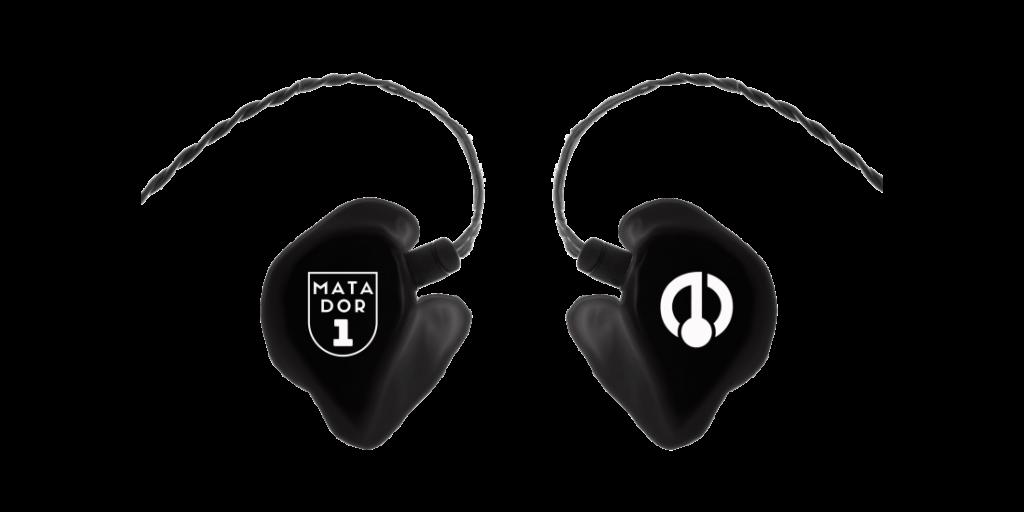 Auriculares Matador 1 Black Edition